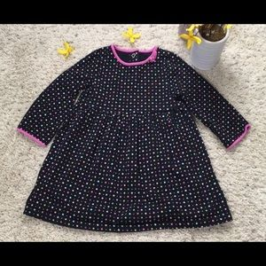Gymboree Baby Girl Polka Dot Dress Size 18-24 mos.